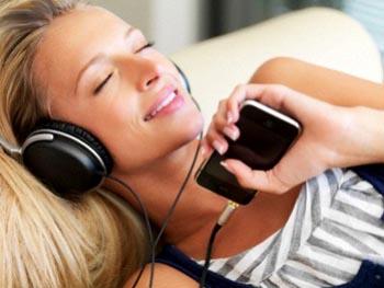 как прослушать музыку - фото 9